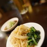 島田屋 - 前菜