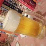 ゆきちゃん - 生ビール