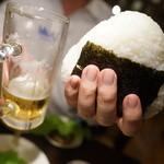 島田屋 - ビールとおにぎり