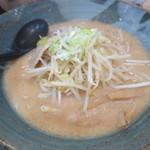 にらなんばんラーメン 香麺 - 料理写真:にらなんばんラーメン