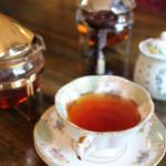 イタリア料理 B-gill - 紅茶(ランチドリンク)