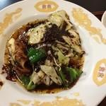 金竜中国料理店 - 回鍋肉