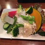 banco - 野菜サラダハーフ