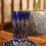 さらい - ドリンク写真:グラスやお皿のひとつひとつが品があるんです