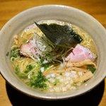 Gochi - 塩ラーメン