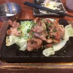 魚や 十兵衛 - 鳥の焼き物ですかね〜^^;