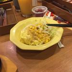 ビッグ ボーイ - サラダバーのサラダ。