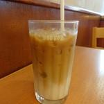 ドトールコーヒーショップ - アイスマロン・ラテ:340円