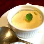 淡路のビストロ manki - ドルチェはチーズケーキ( ̄▽ ̄)