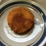 野口製麺 - 豚コロッケ