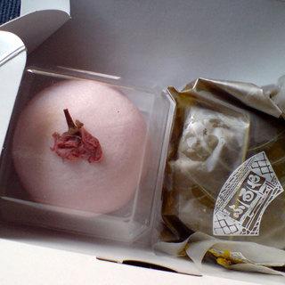 ふるや古賀音庵 - 料理写真:こんな感じで箱に入ってます