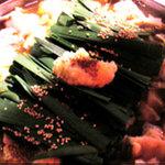もつ鍋 田中屋 - 一番人気の醤油のもつなべ