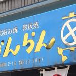 かんらん車 - かんらん車(広島県広島市中区猫屋町)テント