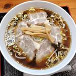 福菜 - チャーシュー麺