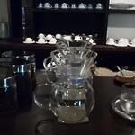 緑蔭洞 - 紅茶がメニューに増えてました