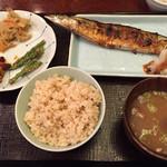 ユキガヤ食堂 - ディナー定食
