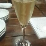 MISO18ヶ月 - 乾杯シャンパン♪
