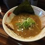 ラーメン ロケットキッチン - ロケキチの和風醤油ラーメン(750円)