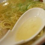 らーめん きちりん - スープ