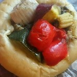 トレビ - 季節の野菜フォカッチャ