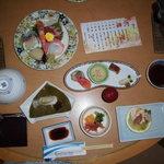 西伊豆クリスタルビューホテル - 料理写真: