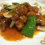 鴻華園 - 酢豚