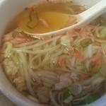 Mangosuchin - 米麺(ランチセット)