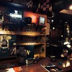 The Smuggler's IRISH PUB - 店内