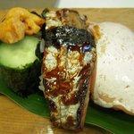 六五寿司 - 上定食の次の3貫