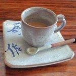 珈琲茶屋 創作 - オリジナルのカップ&ソーサー