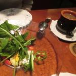 タクティー - 鎌倉野菜 凝ったソース