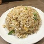 藤九郎 - ミニ炒飯