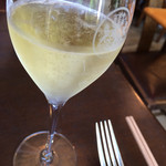 ビストロ シロ - シャンパン