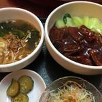 香港亭 - 肉の量が多くておすすめ