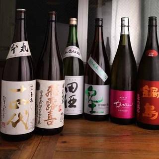 全国各地の日本酒