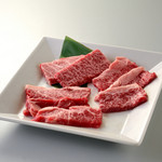 焼肉家ごんたか - カルビ食べ比べ盛
