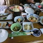 国見温泉 石塚旅館 - 夕食