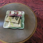 国見温泉 石塚旅館 - お菓子