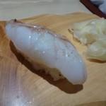 札幌シーフーズ - 炙りキンキ