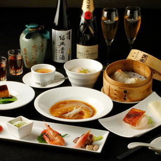 【ディナー】JOE'SSHANGHAIのディナーコース