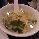 四川料理 福楽 - スープ