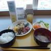 ルシエル - 料理写真:朝食バイキング