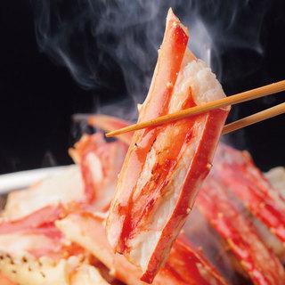 【蟹料理】しゃぶしゃぶ/焼き/刺し/天婦羅/雑炊/グラタン