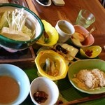 めん処 玉好 - おろし蕎麦膳1830円