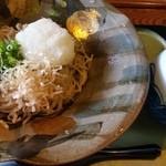めん処 玉好 - おろし蕎麦膳のおろし蕎麦
