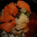 淡路島と喰らえ 新宿西口店 - 海の親子丼