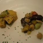ヴェルデ・レガーロ - 前菜まで、良くできている