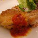 ヴェルデ・レガーロ - 本日のお肉料理、チキン