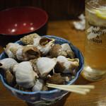 ハッピー - 料理写真:つぶ貝煮~☆