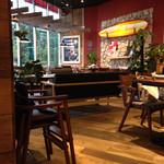 ラナイ カフェ - 女の子の店員さん達が皆ニコニコ可愛くて感じ良かったです♡